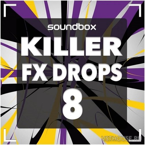Soundbox - Killer FX Drops 8 (WAV)