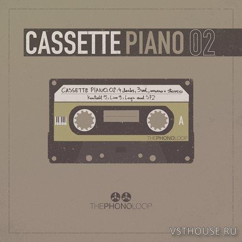 THEPHONOLOOP - Cassette Piano 02 v2 0 (KONTAKT) - сэмплы