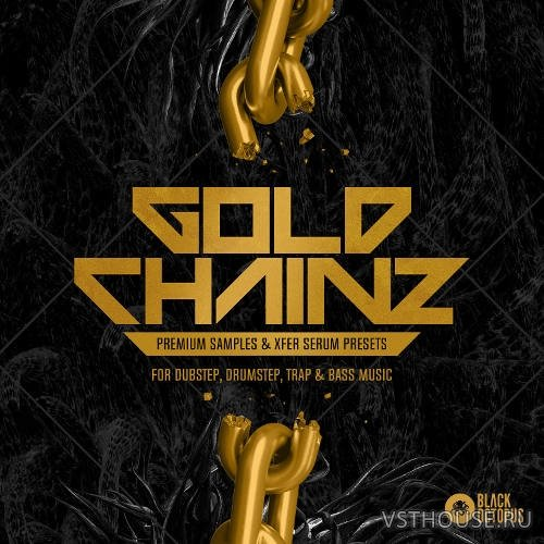 Black Octopus Sound - Gold Chainz for Xfer Serum (SERUM, WAV)