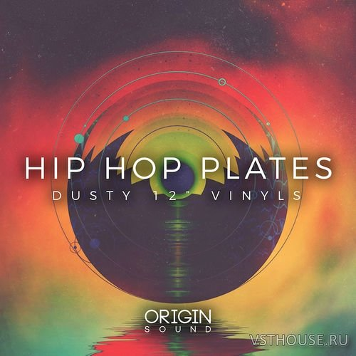 Origin Sound - Hip Hop Plates - Dusty 12 Vinyls (MIDI, WAV)