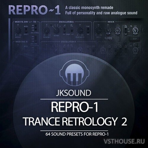 Jksound - Trance Retrology Vol 2 For Repro 1 (SYNTH PRESET)