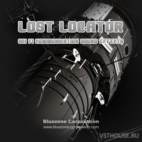 Lost Locator - Sci Fi Communication Sound Effects (WAV)