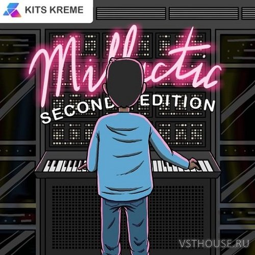 Kits Kreme - Millactic Vol. 2 Retro Analog Sounds (WAV)