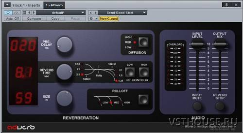 DyVision Works Reverb Remover VST 1 0 - Brooke Anderson
