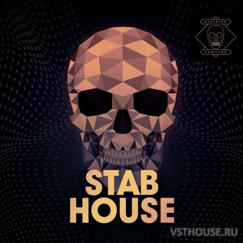Skeleton Samples - Stab House (WAV)