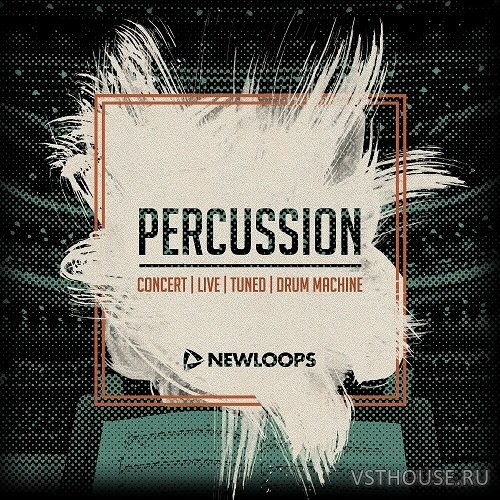 New Loops - Percussion (WAV, LIVE, REFILL, KONTAKT)