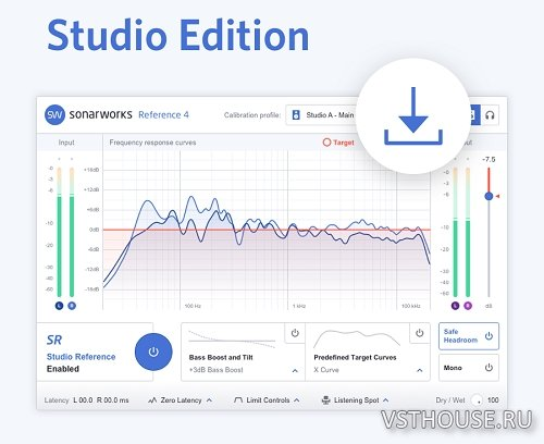 Sonarworks - Reference 4 Studio Edition 4.1.9.1
