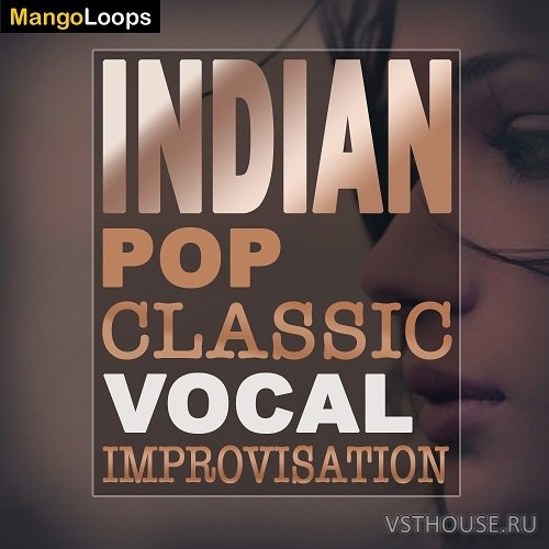Mango Loops - Indian Pop Classic Vocal Improvisation (WAV)