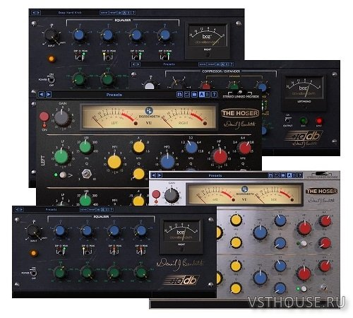 Boz Digital Labs - Bundle VST, VST3, AAX, STANDALONE x86 x64