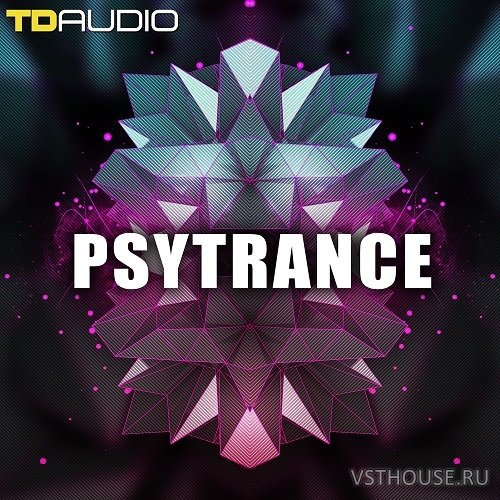Industrial Strength - TD Audio Psytrance (MIDI, WAV)