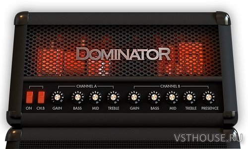 Audio Assault - Dominator 1.3 VST, VST3, RTAS, AAX, AU WIN.OSX x86 x64