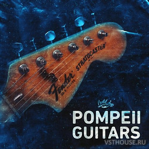 Cartel Loops - Pompeii Guitars (WAV)