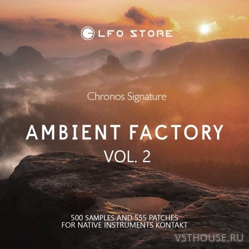 Bellatrix Audio & LFO Store - Ambient Factory Vol.2 (WAV, KONTAKT)