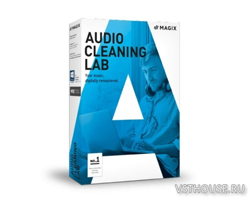 MAGIX - Audio Cleaning Lab 23.0.0.19 x64 [ENG, DEU 01.2019]