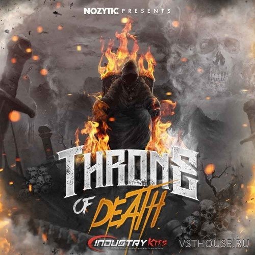 IndustryKits - Throne Of Death [Hades Drumz EXP] (Hades Drumz)
