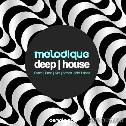 Samplestar - Melodique Deep House (MIDI, WAV)