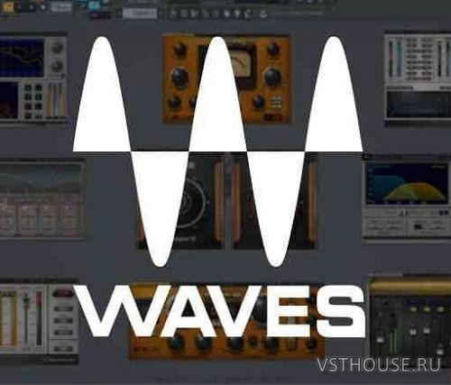 Waves - Complete 14.2.2019 STANDALONE, VST, VST3, RTAS, AAX x86 x64