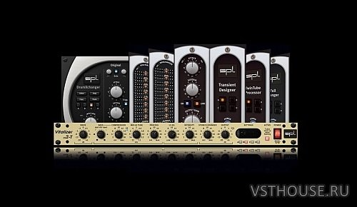 Plugin Alliance & SPL - Plugins Bundle 2.0.1 VST, VST3, AAX x86 x64