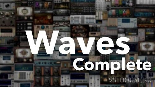 Waves - Complete v2019.02.14 VST, VST3, RTAS, AAX, STANDALONE x86 x64