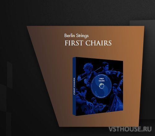 Orchestral Tools - Berlin Strings EXP D First Chairs 2.0 (KONTAKT)