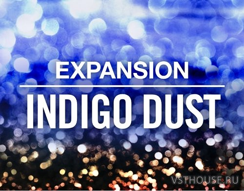 Native Instruments - INDIGO DUST - Expansion (MASCHINE)