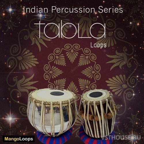Mango Loops - Indian Percussion Series Tabla (AIFF, WAV)