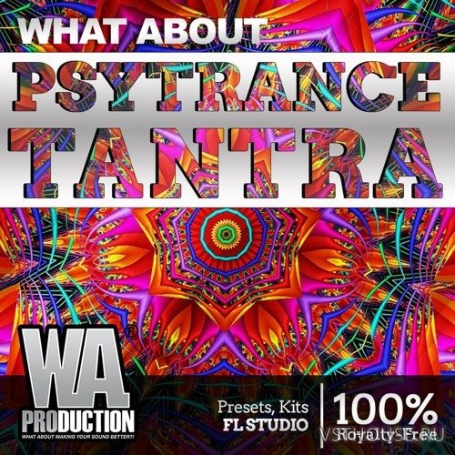 W.A.Production - Psytrance Tantra (MIDI, WAV, SYLENTH1, SERUM)