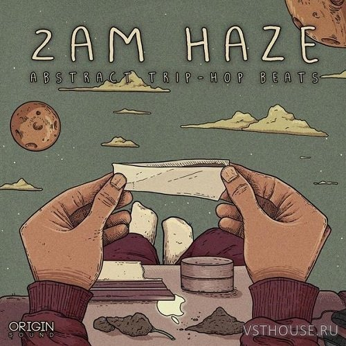 Origin Sound - 2am Haze (Abstract Trip Hop Beats) (MIDI, WAV)