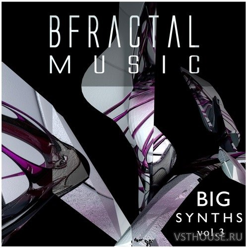 BFractal Music - Big Synths Vol.3 (WAV)