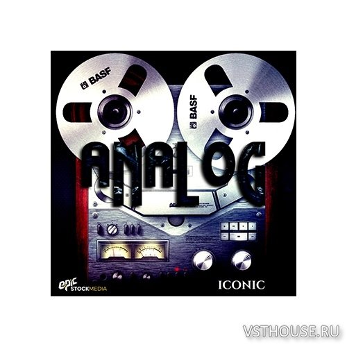 Epic Stock Media - Iconic Analog Drum Loops (WAV)