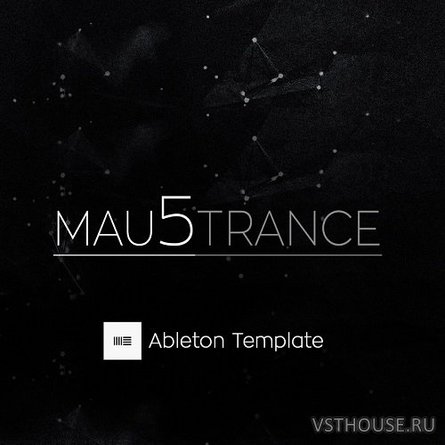 Detail Red - Mau5trance - Ableton Template (Ableton Template)