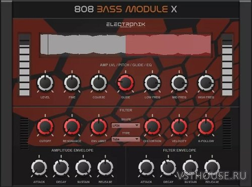 Electronik Sound Lab - 808 BASS MODULE X (HALION SONIC)