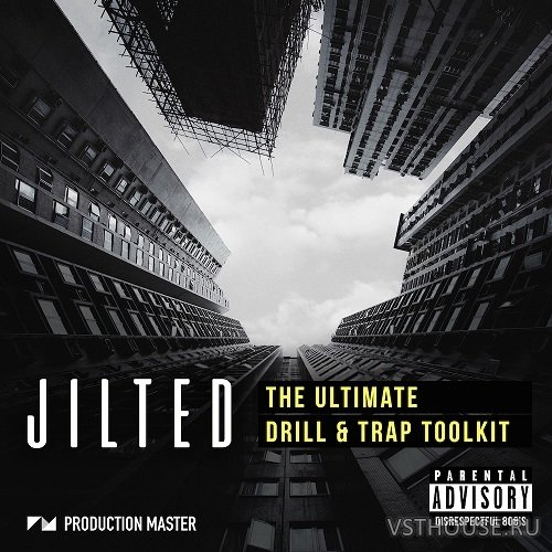 Production Master - Jilted - Ultimate Trap Toolkit (WAV)