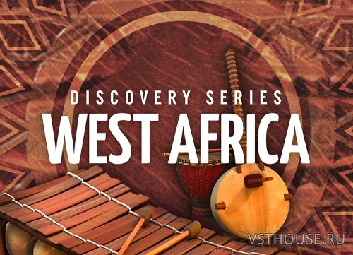 Native Instruments - West Africa v1.4 (KONTAKT)