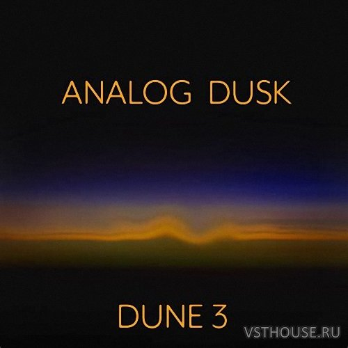 Vintage Synth Pads - Analog Dusk (DUNE 3)