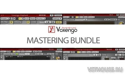 Voxengo - bundle 2019.5 rev.2 VST, VST3, AAX x86 x64