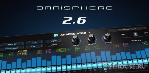 Spectrasonics - Omnisphere Soundsource Library Update v2.6.1c WIN.OSX
