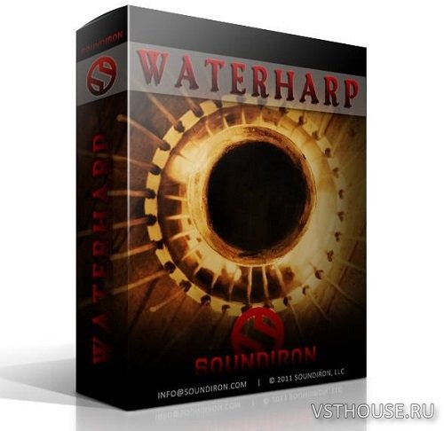Soundiron - Waterharp v2.0 (KONTAKT)