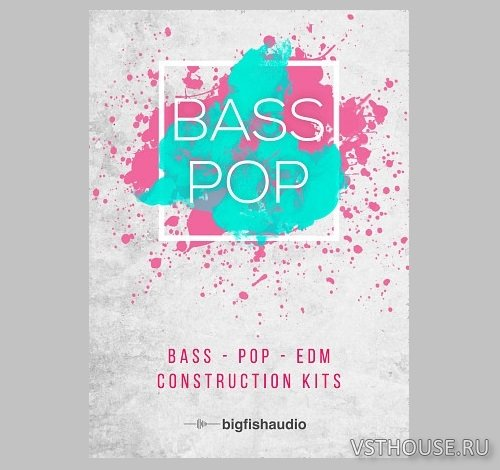 Big Fish Audio - Bass-Pop-EDM Construction Kits (KONTAKT)