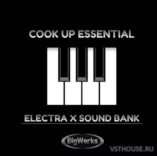 Big Werks - Cook Up Essentials – Electra X (SYNTH PRESET)