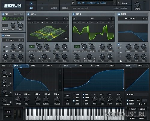 Xfer Records - Serum FX Update v1.27b2 VSTi, AAX + Fix