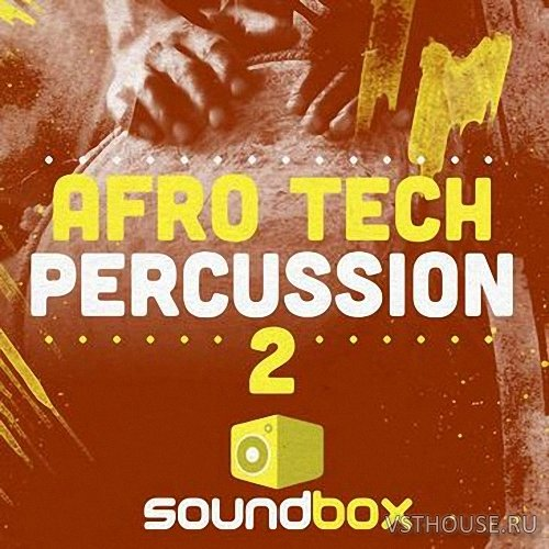 Soundbox - Afro Tech Percussion 2 (WAV)