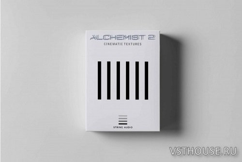 String Audio - ALCHEMIST 2 Cinematic Textures v2.5 (KONTAKT)