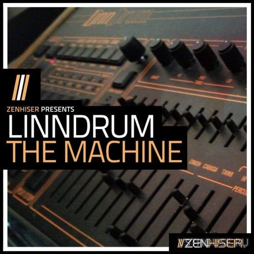 Zenhiser - Linndrum - The Drum Machine (WAV)