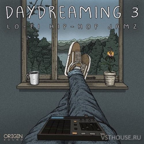 Origin Sound - Day Dreaming 3 - Lo-Fi Hip Hop Jamz (WAV)