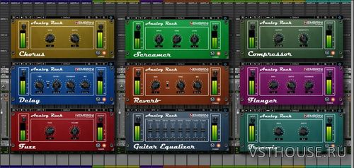Nembrini Audio - Analog Rack FX Bundle 1.0.9 VST, VST3, AAX x64
