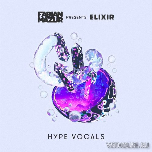 Splice Sounds - Fabian Mazur - Hype Vocals (WAV)