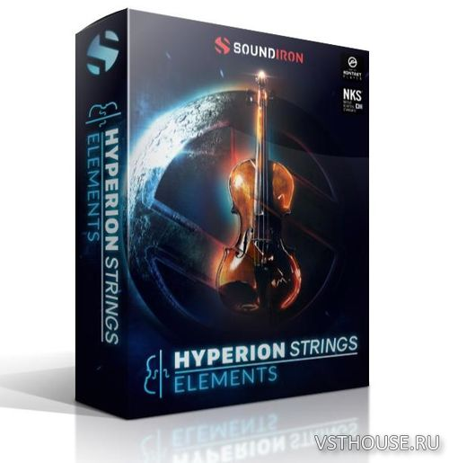 Soundiron - Hyperion Strings Elements (KONTAKT)