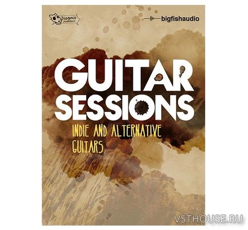 Big Fish Audio - Guitar Sessions Indie and Alternative Guitars