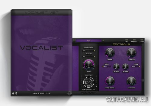 Infinit Essentials - Vocalist 1.0 VSTi, AUi WIN.OSX x86 x64